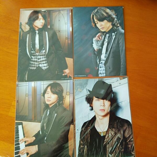 東方神起 JYJ ユチョン 生写真 4枚セット 送料込 ライブグッズの画像