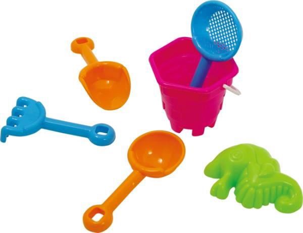 知育玩具★ミニ砂場セットすなばあそび水遊び☆_画像2