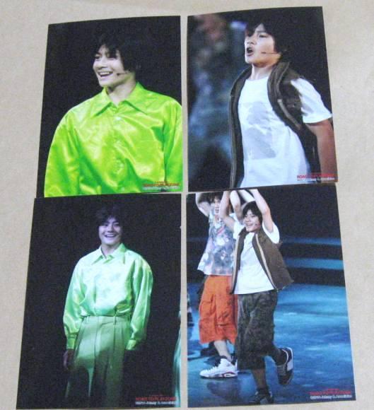 森本慎太郎 PLAYZONE2010写真4枚⑲新品未開封