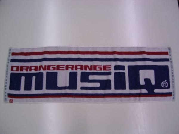 ORANGE RANGE【新品】LIVE TOUR musiQスポーツタオル