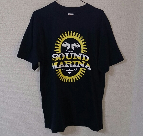 SOUND MARINA 2007 Feel the Voice 10th ANNIVERSARY Tシャツ