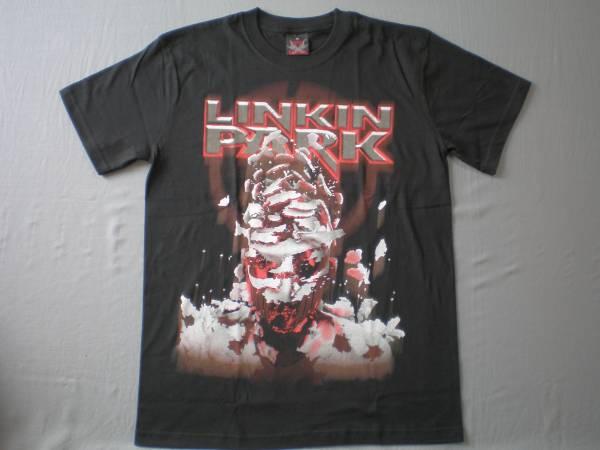 バンドTシャツ リンキンパーク (LINKIN PARK )w1新品 Mサイズ