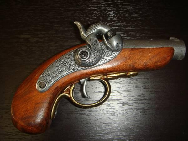 【レプリカ/送料込】★ 18世紀 アメリカ銃 ★未使用品