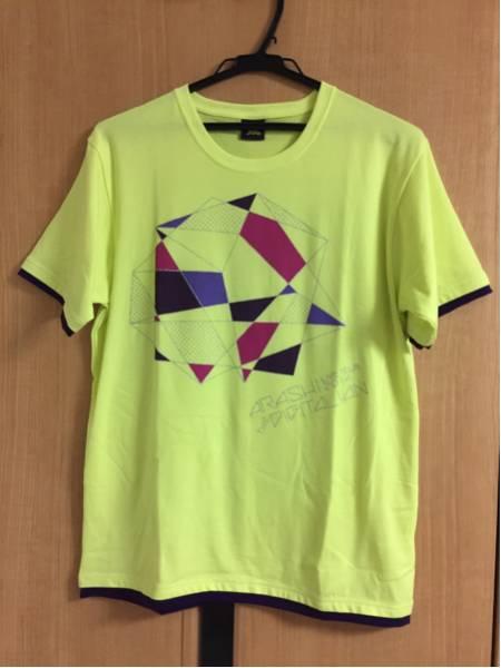 美品 嵐 LIVE TOUR 2014 THE DIGITALAN Tシャツ ARASHI