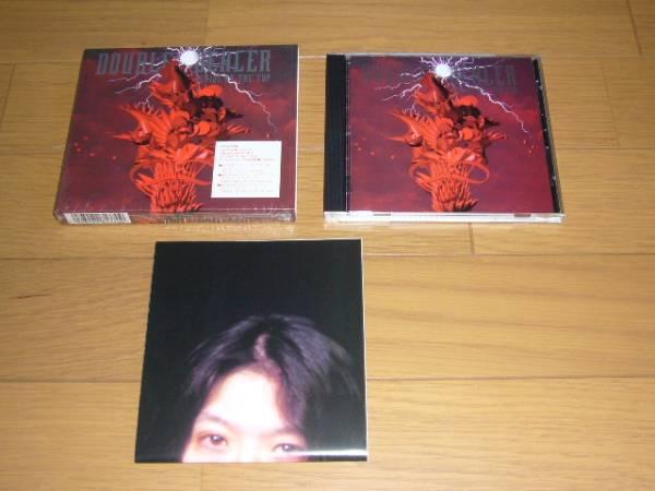 国内初回盤 DOUBLE-DEALER/ DERIDE ON THE TOP 全12曲  BOX仕様 B2ポスター、ブックレット付