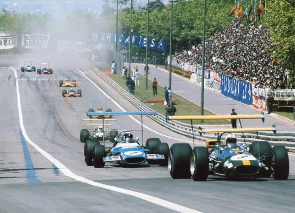 フォーミュラ1 ジャック・ブラバム Jack Brabham サイン フォト_画像2