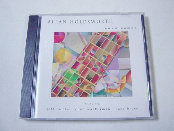 CD Allan Holdsworth(アラン・ホールズワース)「Road Games 」_画像1