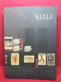●ALFEE 1988 AUTUMN TOUR FOR AFFECTION IN YOURCITY パンフ