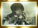 1975年/昭和50年/当時モノ大判ポスター井上陽水7th【御免】の頃