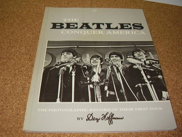 ◆◆◆THE BEATLES CONQUER AMERICA◆Dezo Hoffman◆洋書◆◆◆