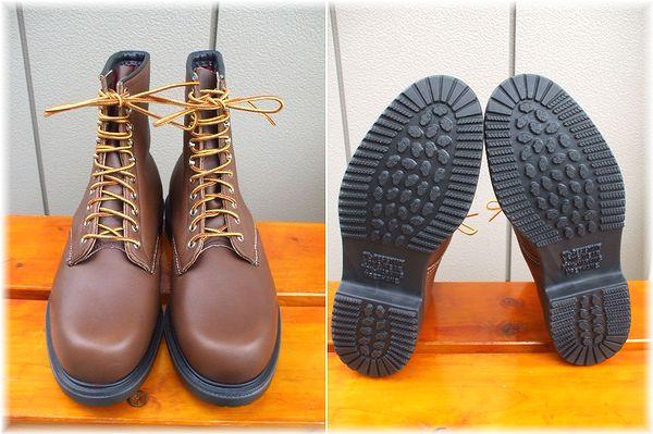 ★レッドウイング 97年 デッドストック ブーツ 1212 size10D27~27.5cm位★ビンテージ羽根タグ_画像2