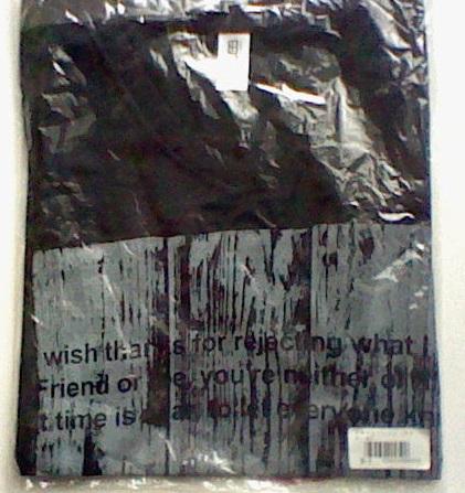 レア UVERworld VネックTシャツ Sサイズ ネイビー THE ONE 新品未開封 ライブグッズの画像
