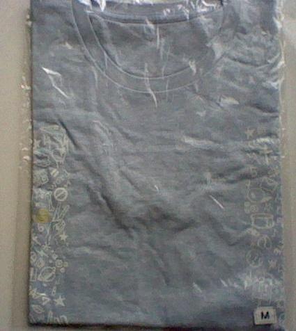 UVERworld Tシャツ Mサイズ 新品未開封品 LIVE HOUSE TOUR 2013 ライブグッズの画像