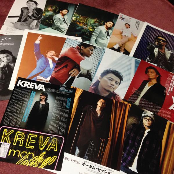 【切り抜き】KREVA・クレバ 25ページ