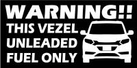 ヴェゼル(VEZEL) 給油口 フューエルリッド ステッカー