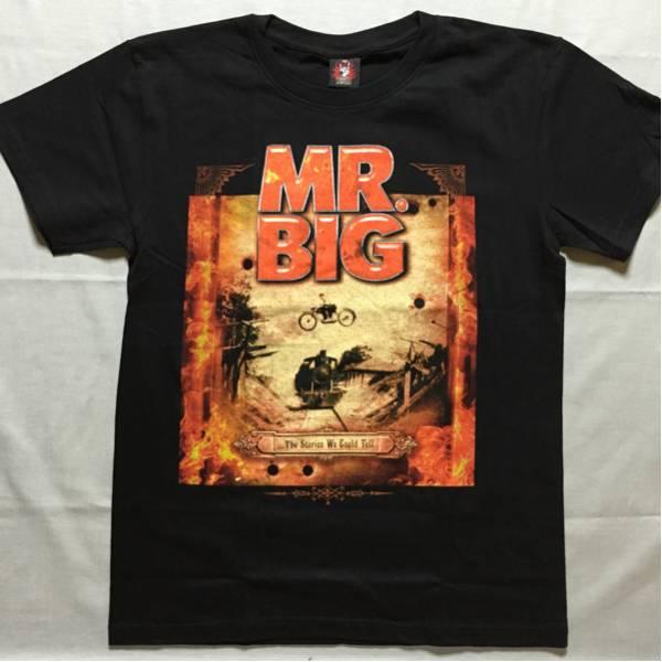 バンドTシャツ ミスター ビッグ(MR BIG) 新品 M