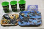 日本未発売●ヒックとドラゴン●紙皿/ナプキン/コップ 複数set