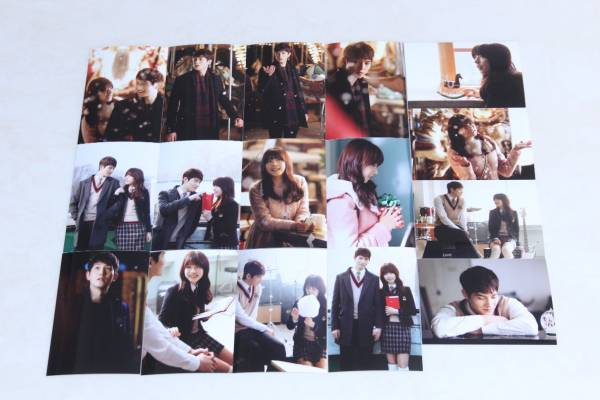 CNBlue イジョンヒョン+Juniel《Romantic J》宣伝生写真16枚