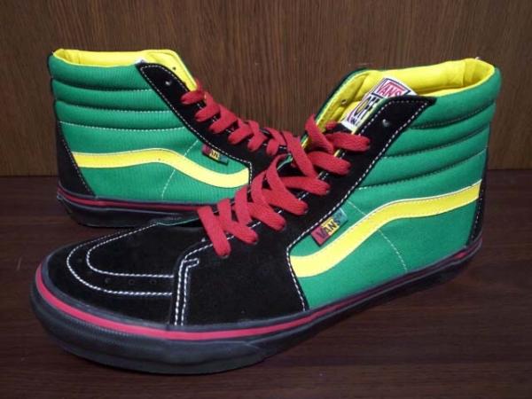 vans reggae