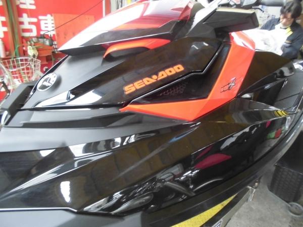 「 SEADOO2012~2020 RXP260 300 GTR230Xシリーズ スピーカーボックス 」の画像1