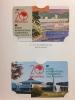★国立京都国際会館 開館20周年記念☆未使用テレカ50度2枚★