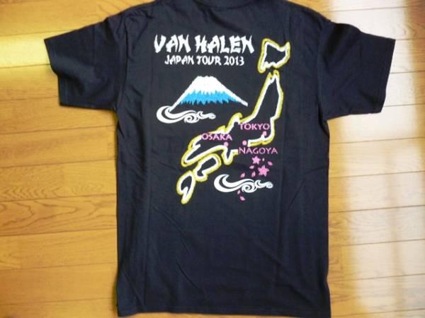 ヴァンヘイレン 2013 ジャパンツアー Tシャツ