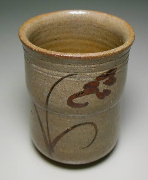 唐津 鉄釉絵 茶器