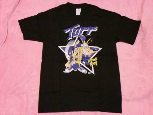 TUFF タフ Tシャツ S ロックT ツアーT バンドT Ratt Guns n Roses Poison