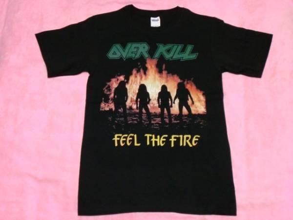 OVERKILL オーヴァーキル Tシャツ S ロックT バンドT Exodus