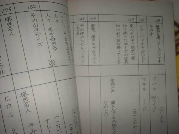 ○●台本【ヒカルの碁 2002年お正月スペシャル】小畑健_画像2