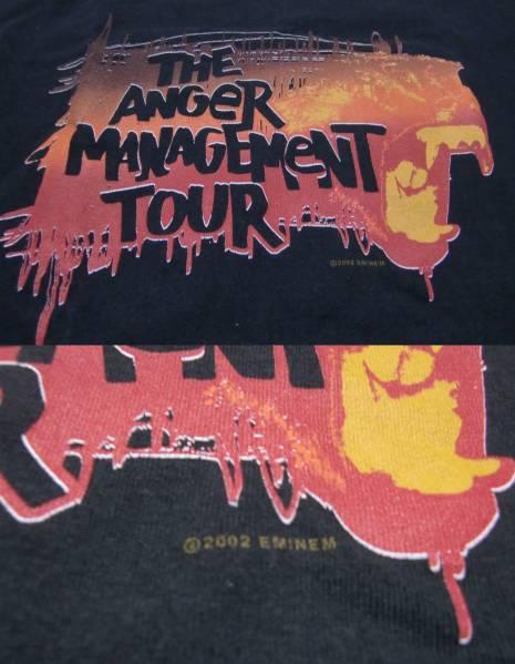 EMINEM 2002 ツアー Tシャツ エミネム