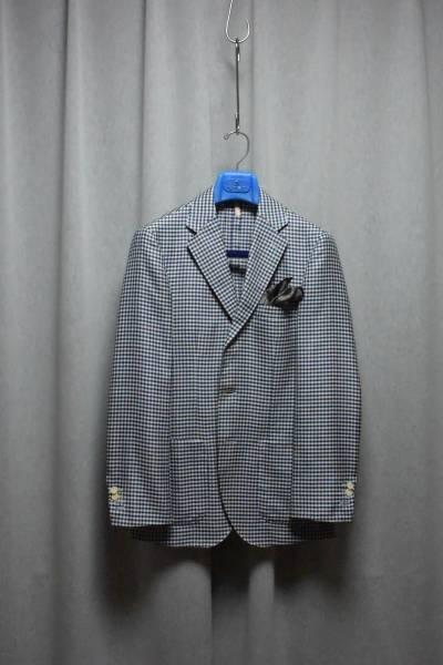 エディフィス ロロピアーナ生地のジャケット 44