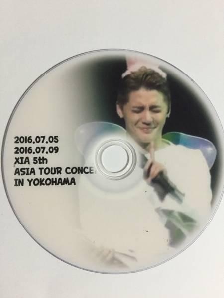 JYJ XIA 5th CONCERT IN YOKOHAMA DVD 大特価