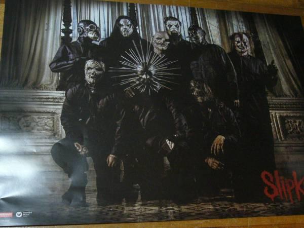 ポスター スリップノット Slipknot