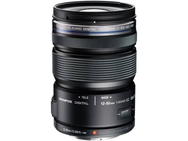 ▲新品M.ZUIKO DIGITAL ED12-50mm f3.5-6.3 EZ(ブラック)▲_画像2