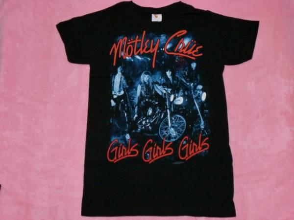 MOTLEY CRUE モトリー クルー Tシャツ S ロックT バンドT RATT