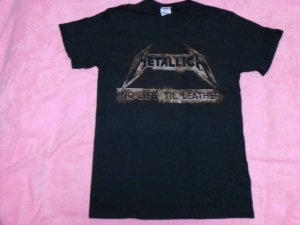 METALLICA メタリカ Tシャツ S ロックT バンドT ツアーT Slayer ライブグッズの画像