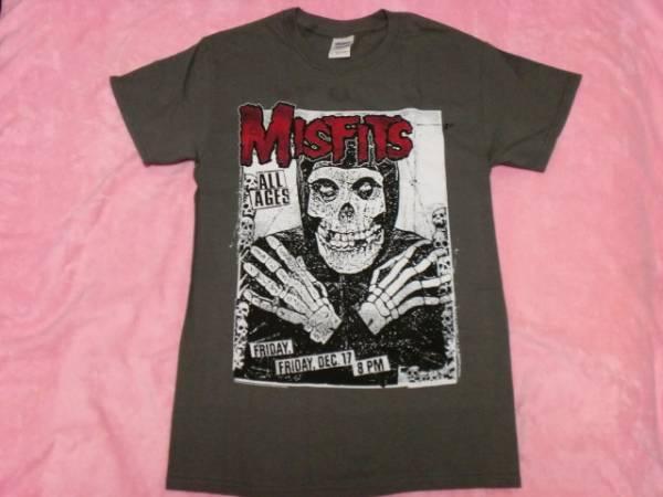 MISFITS ミスフィッツ Tシャツ S バンドT ロックT Danzig