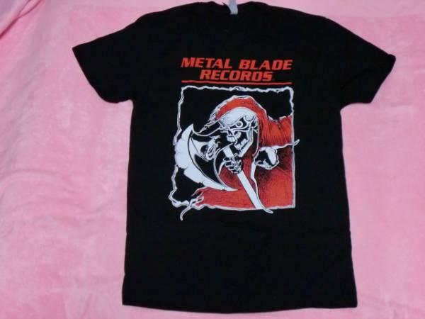 METAL BLADE メタル ブレイド Tシャツ S バンドT ロックT Slayer Metallica