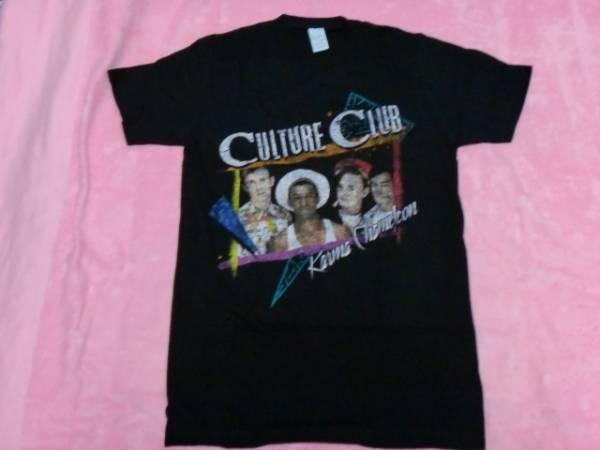 CULTURE CLUB カルチャー クラブ Tシャツ M バンドT ロックT