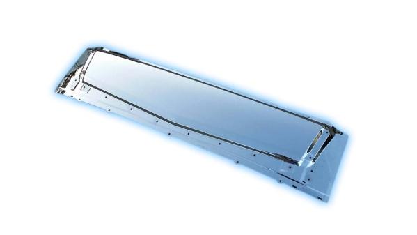 三菱 ブルーテック キャンター メッキ フロントパネル 標準