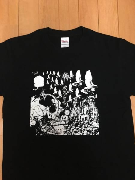 Crow Tシャツ ジャパコア GISM GAUZE EXECUTE Warhead