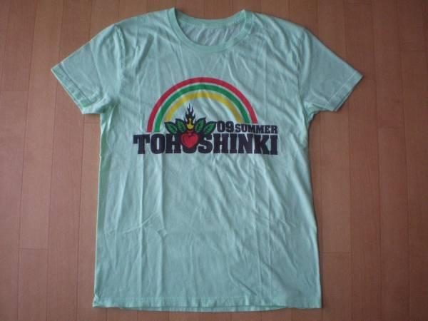 東方神起 2009 SUMMER 半袖 Tシャツ ユンホ チャンミン