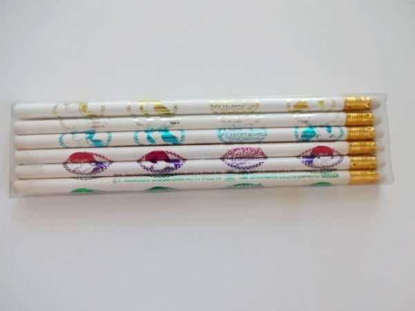 めぞん一刻 鉛筆ステーショナリーセット えんぴつ グッズの画像