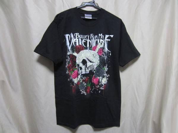 未使用 BULLET FOR MY VALENTINE Tシャツ Mサイズ