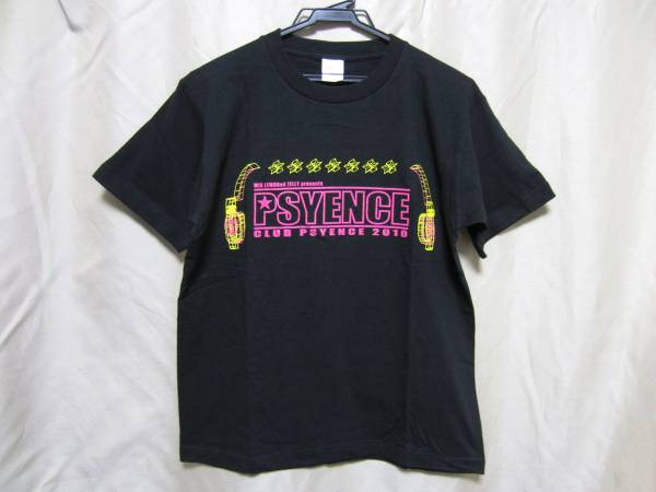 hide PSYENCE 2010 Tシャツ S 黒 MIX LEMONeD JELLY 未使用