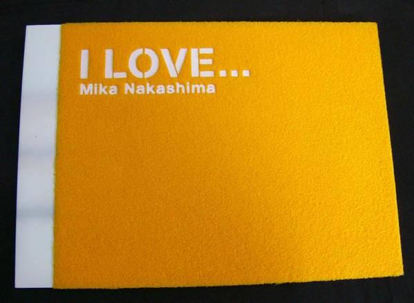 ★632★中島美嘉 I LOVE Mika Nakashima★2003
