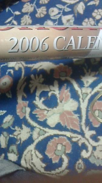 未開封カレンダー 米倉涼子 2006 グッズの画像