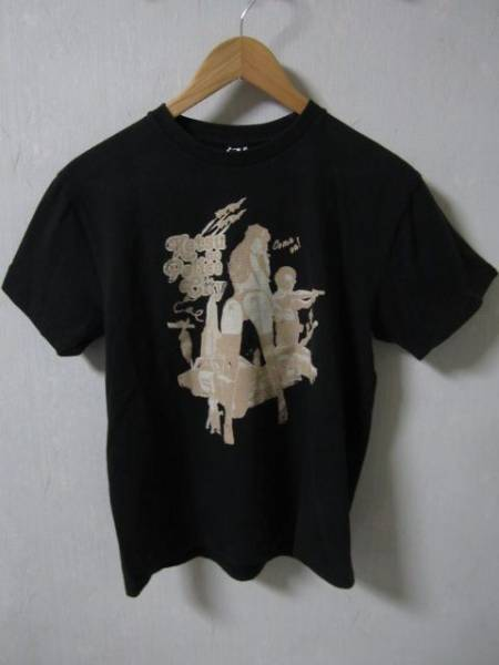 ファン必見 KTM ケツメイシ ケツノポリス 2008ツアーTシャツ S
