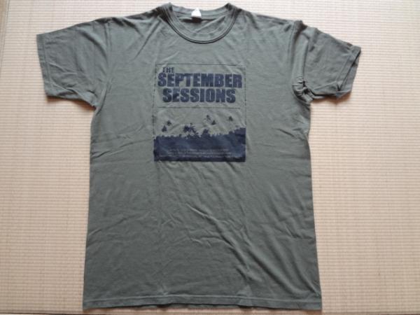 セプテンバーセッションズ Tシャツ ジャックジョンソン S